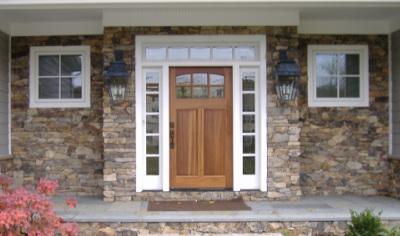Exterior Facades - Pennsylvania Stoneworks, LLC